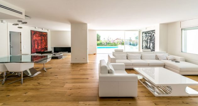 Herrero House by 08023 Architects in Barcelona, Spain