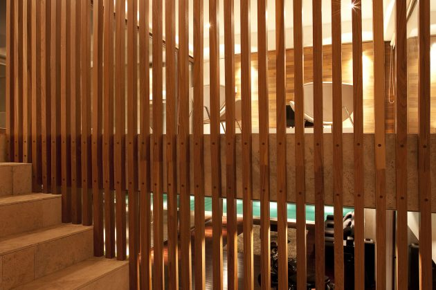House Ef by Fritz + Fritz Arquitectos in Nordelta, Argentina