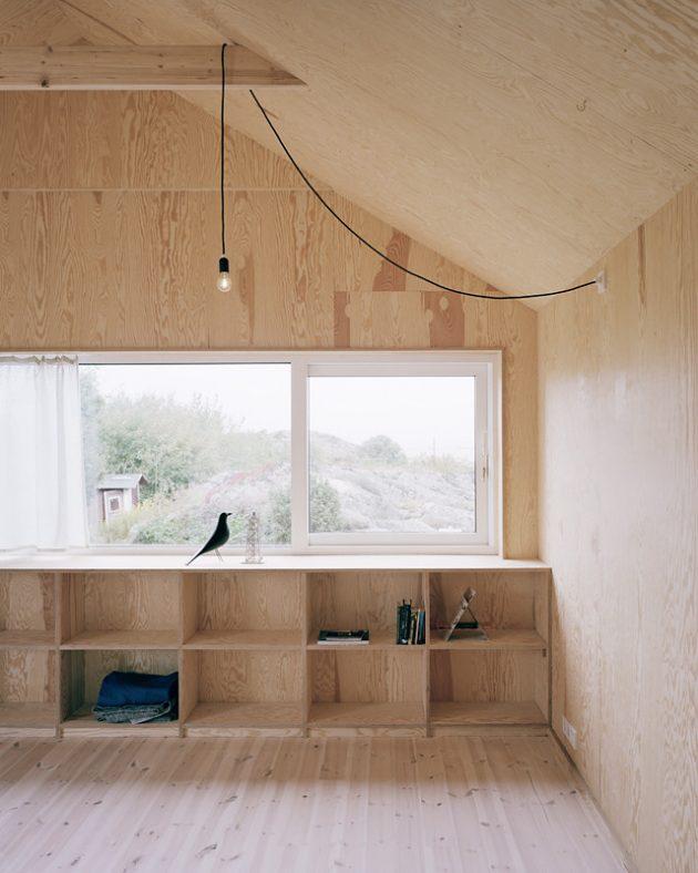 House Morran by Johannes Norlander Arkitektur in Sweden