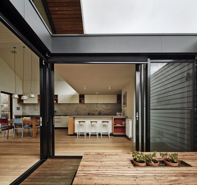 M House by MAKE Architecture Studio in Melbourne, Australia