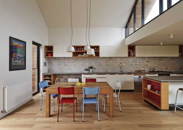 M House by MAKE Architecture Studio in Melbourne, Australia