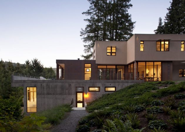 Mill Valley Residence by CCS Architecture in California, USA