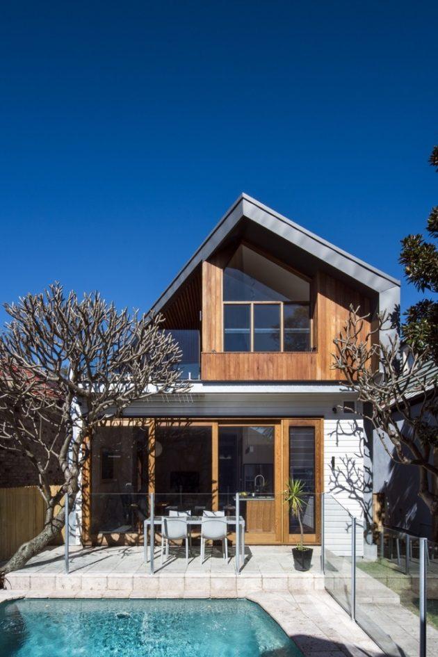 Power Lane House by CHORDstudio in Sydney, Australia
