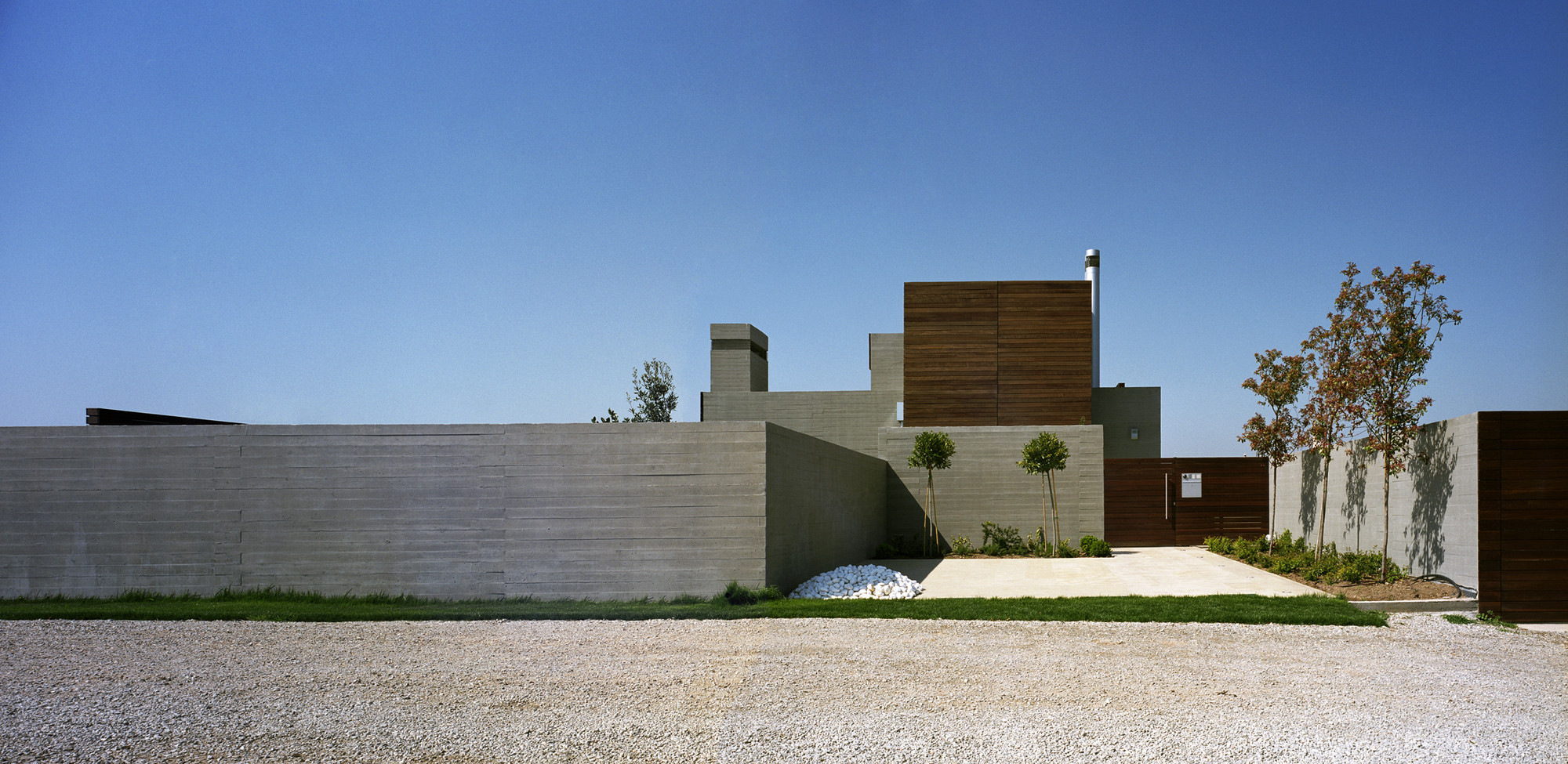 Residence in larissa by potiropoulos d l architects in for L architecture