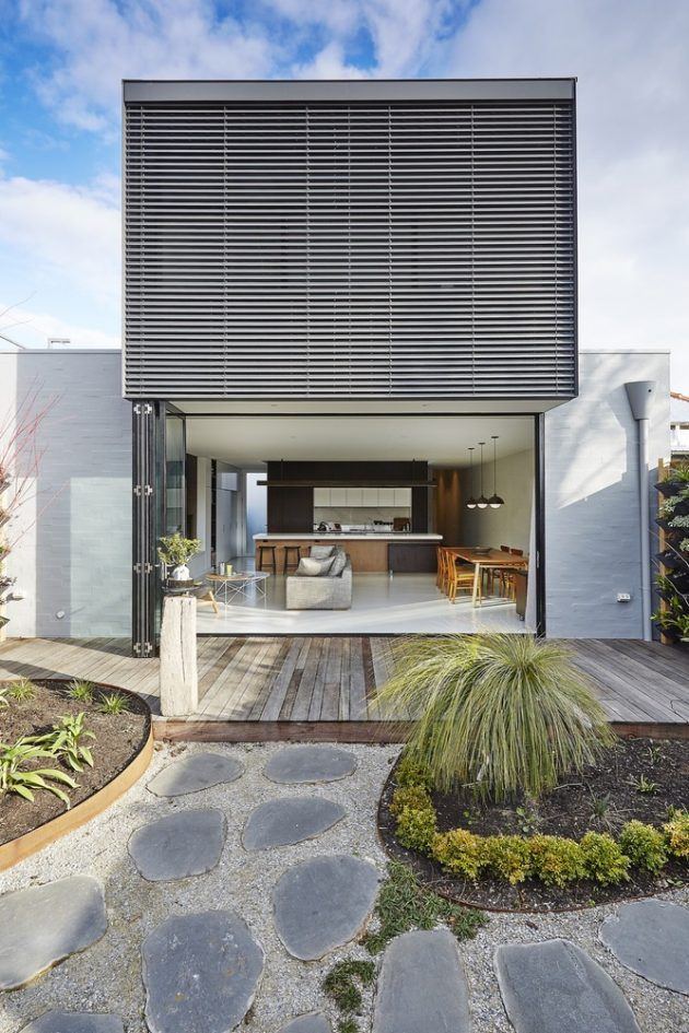 St Kilda East House by Taylor Knights in St Kilda, Australia