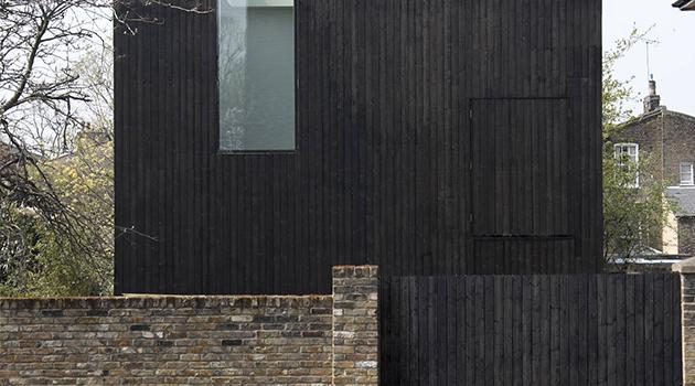 Sunken House by Adjaye Associates in London, England