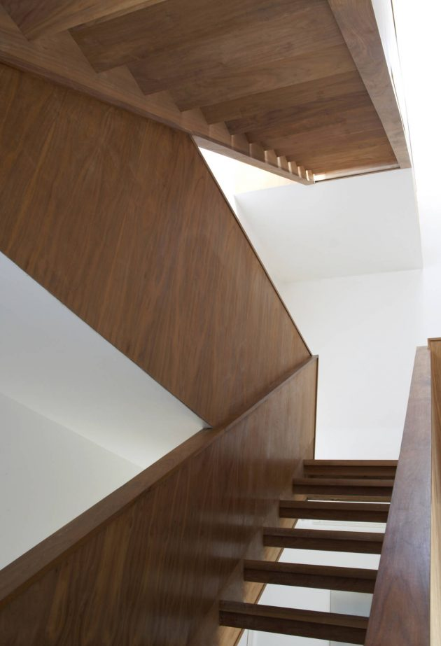Sunken House by Adjaye Associates in London, England