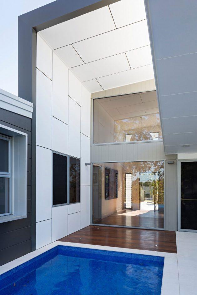 The Golf House by Studio 15b in Brisbane, Australia