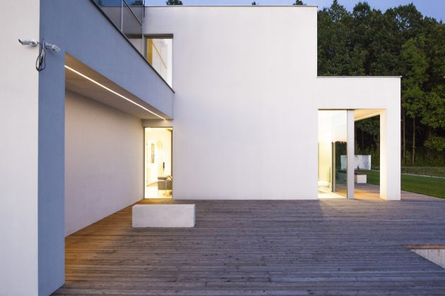 The Sustainable Eco House by BXBstudio in Poland