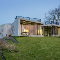 The W.I.N.D. House by UNStudio in North Holland, The Netherlands