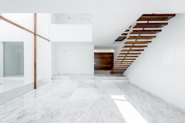V House by Abraham Cota Paredes Arquitectos in Guadalajara, Mexico