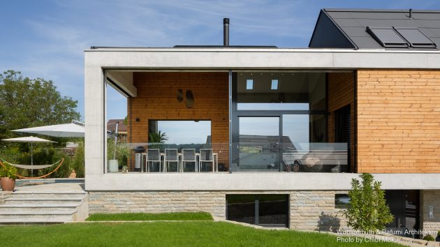 Swiss Simplicity, Wohlgemuth & Pafumi Architekten, Seltisberg, Switzerland