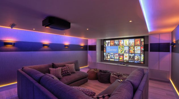 17 Extravagant Home Cinema Designs That Are Worth Seeing