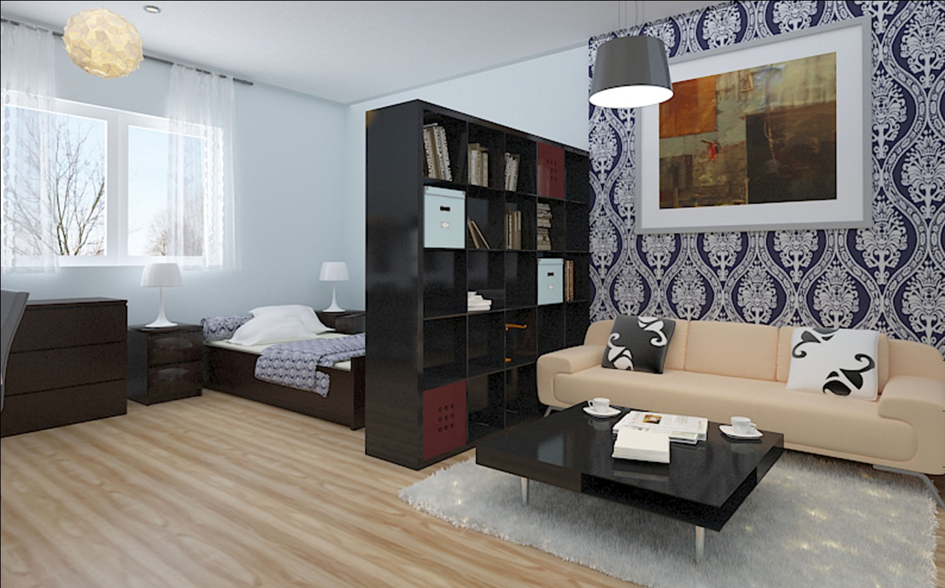 amazing one bedroom apartment floor plans. 10 Big Decorating Ideas For Small Apartments One Bedroom Apartment Design  www redglobalmx org