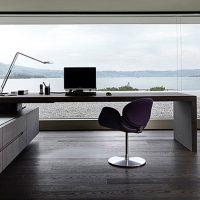 contemporary home office design contemporary home office office plans and designs -