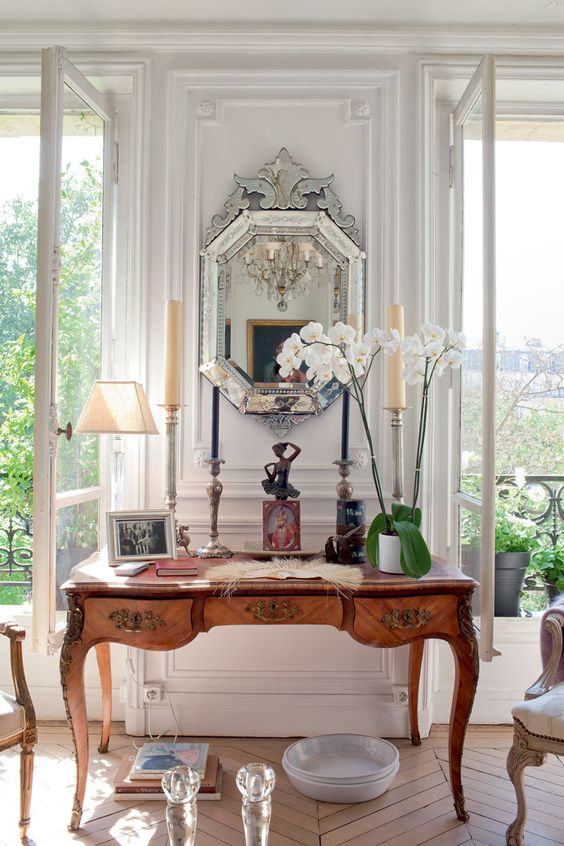 Stylish Ideas For Decorating French Interior Design