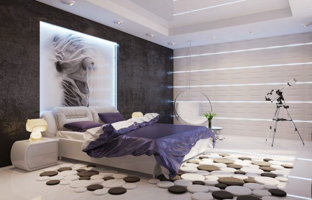 19 Magnificent Ideas To Transform The Bedroom Into Relaxing Zone