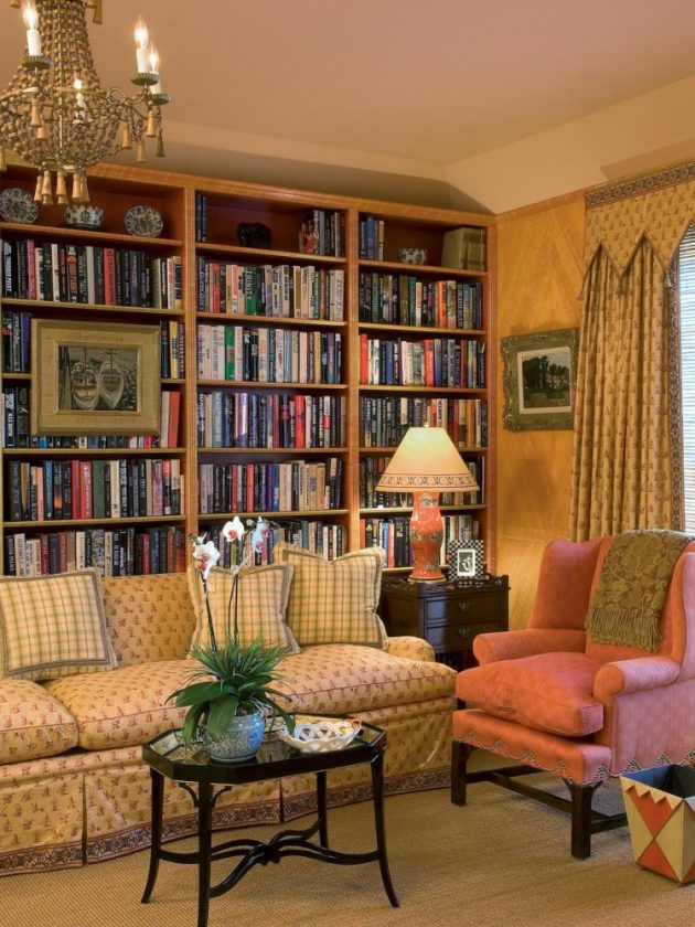 Dream Library Room