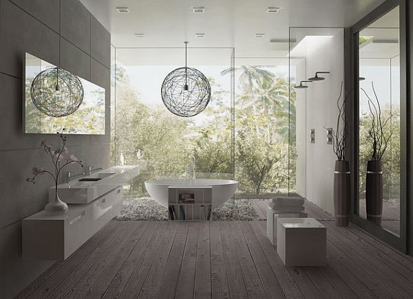 18 Inspirational Bathroom Designs For Everyones Taste