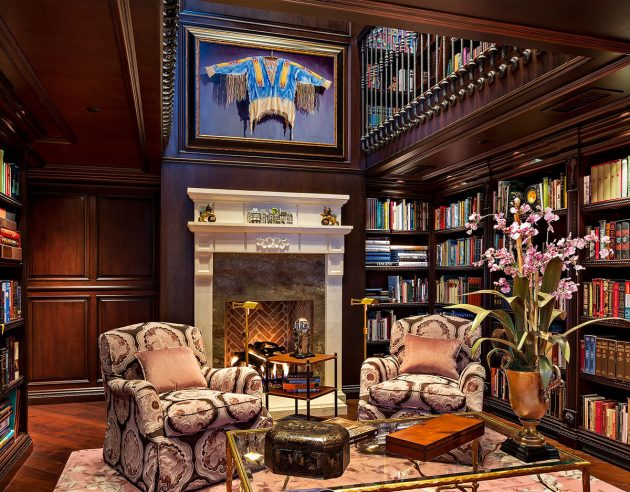 Remarkable Classic Home Library Designs That Are Dream Of Every Book Lover Largest Home Design Picture Inspirations Pitcheantrous