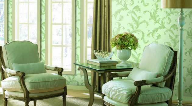 Vibrant Green Color- The Hit Of 2017!