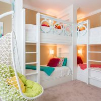 17 Dream-like White Bunk Bed Designs That Are Desire Of Every Child