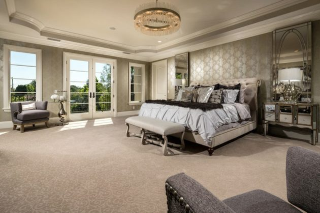 17 Splendid Professionally Designed Master Bedroom Ideas