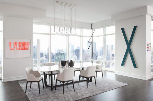 17 Splendid Dining Room Designs Of The Modern Age