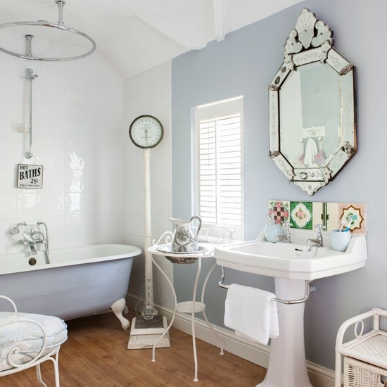 17 Pastel Bathroom Designs That Look Like A Little Paradise