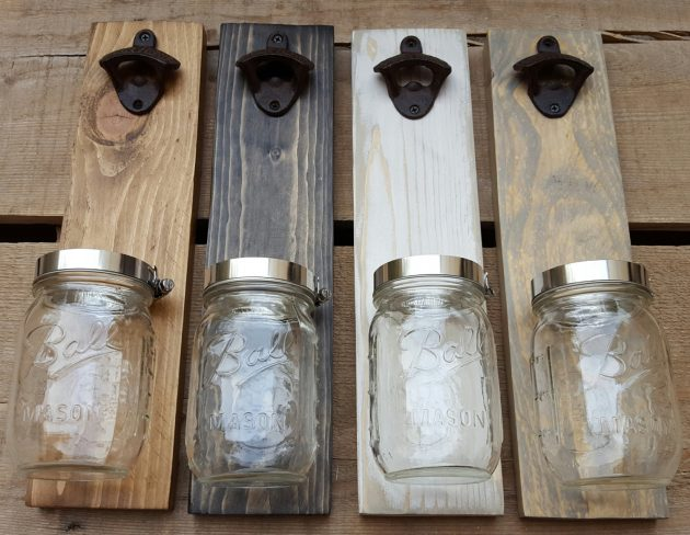 15 Amazing Handmade Reclaimed Wood Additions To Your Kitchen