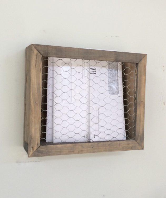 15 Amazing Reclaimed Wood Storage And Organization Ideas