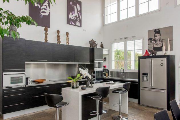 15 Beautiful Mid Century Modern Kitchen Interior Designs