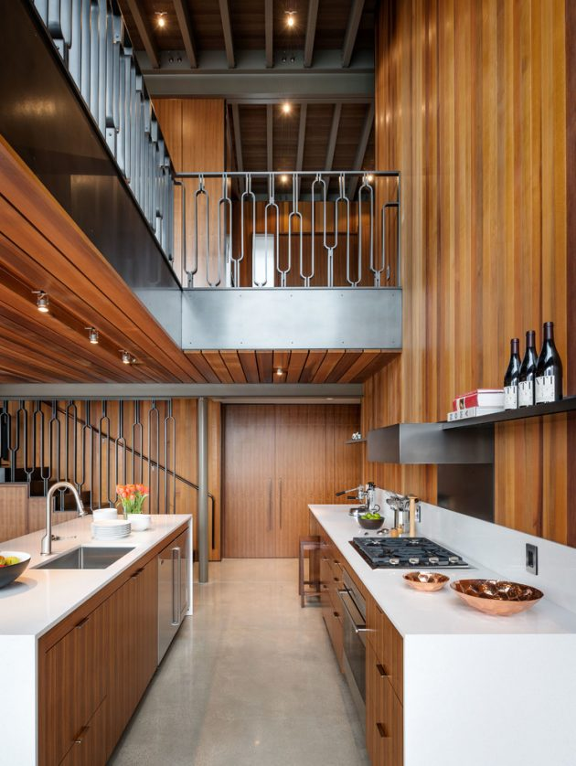 Kitchen Room Interior Design: 15 Beautiful Mid-Century Modern Kitchen Interior Designs