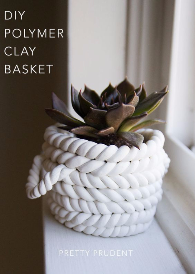 15 Chic Diy Basket Crafts That Will Certainly Be Of