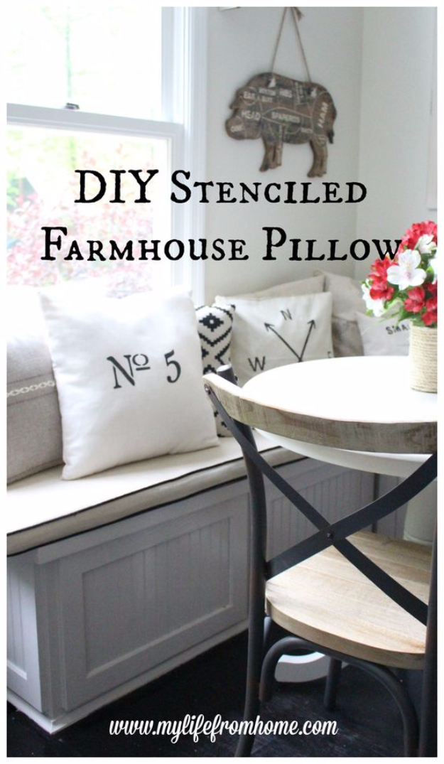 15 Creative DIY Farmhouse Decor Projects For A Rustic Look In Your Bedroom