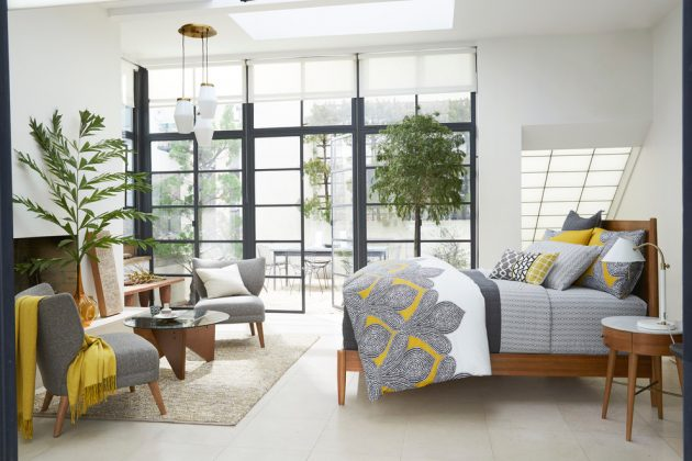 15 Dreamlike Mid Century Modern Bedroom Interior Designs