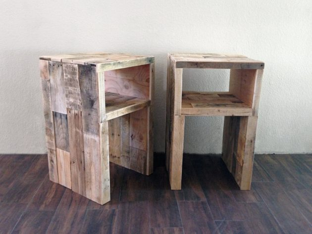 15 Eye Catching Reclaimed Wood Furniture Designs