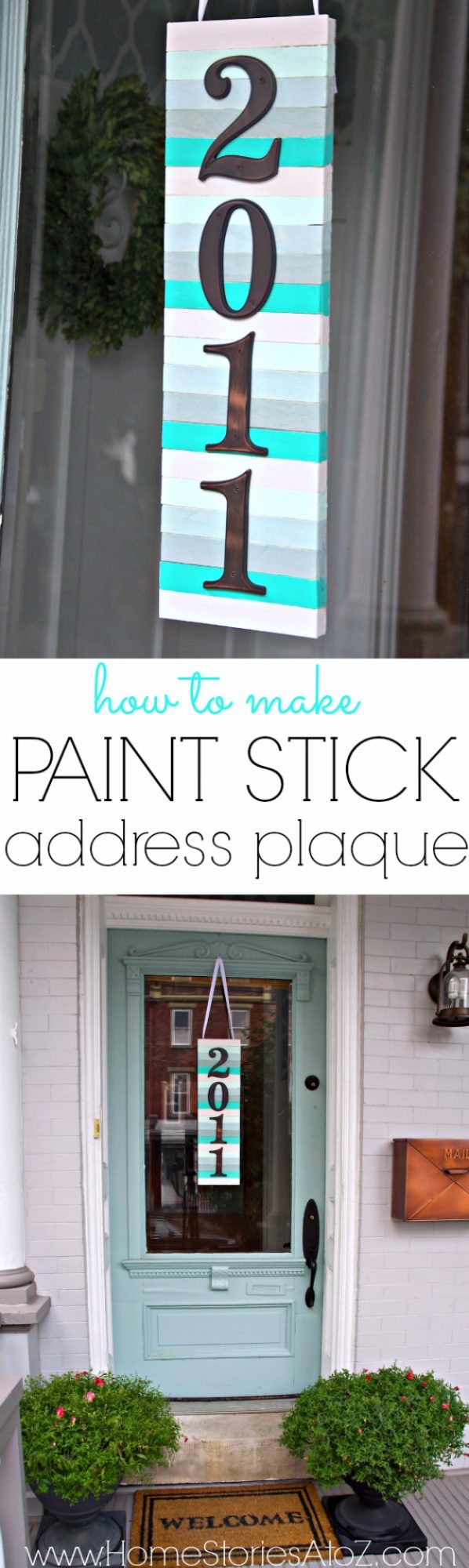 15 Fun And Easy DIY Paint Stick Ideas To Spice Up Your Home Decor