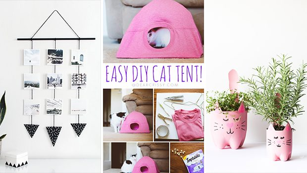 15 Incredibly Easy And Creative DIY Ideas For Your Home