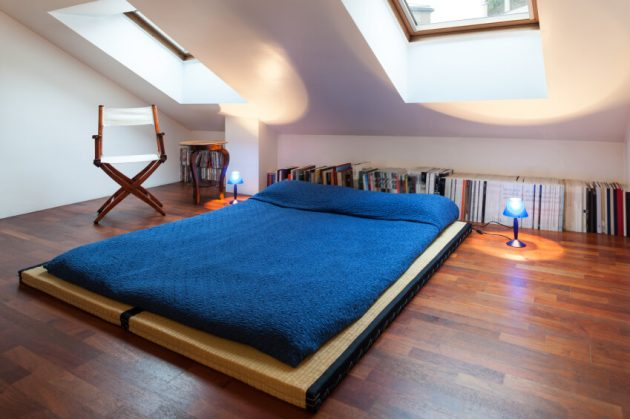 17 Effectively Decorated Master Bedrooms In The Attic