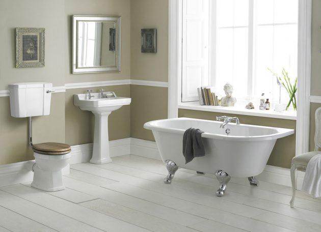 17 Pastel Bathroom Designs That Look Like A Little Paradise