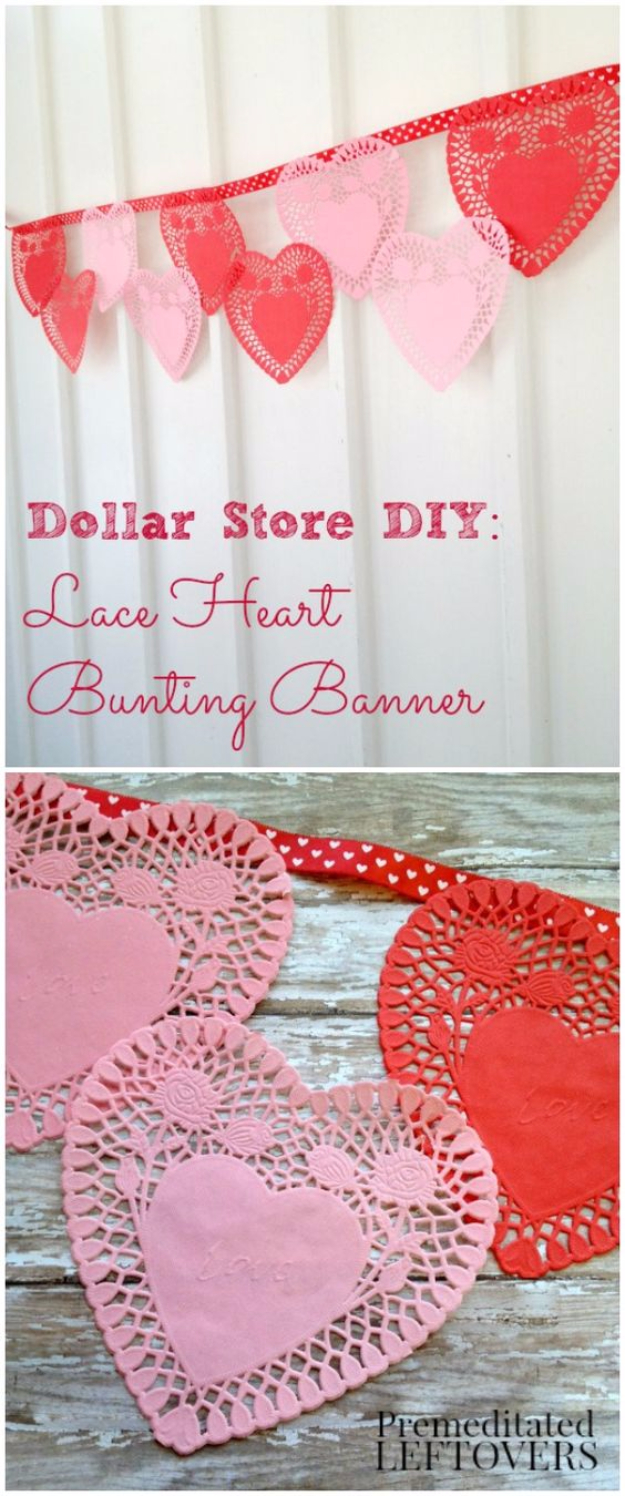 16 Charming DIY Valentines Day Decor Ideas You Can Make In A Moment