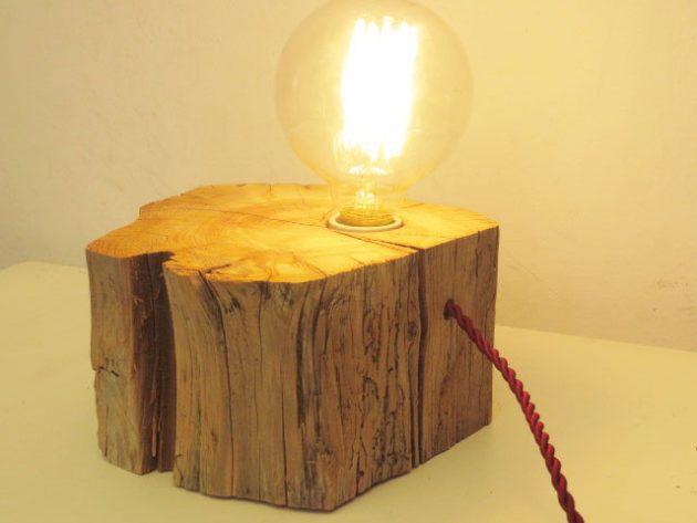 16 Απίστευτο Χειροποίητα Αναγεννημένο Ξύλο Σχέδια Φωτισμός μπορείτε να κάνετε μόνοι σας