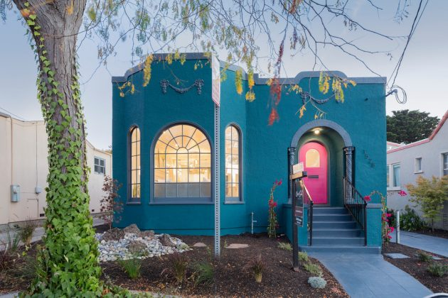 16 Unbelievable Eclectic Exterior Designs Of Homes You'll Want To Live In