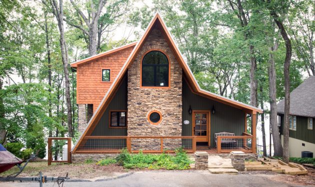 16 Unbelievable Eclectic Exterior Designs Of Homes Youll Want To Live In