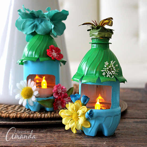 16 Unbelievably Simple DIY Plastic Bottle Projects You'll Do Right Away
