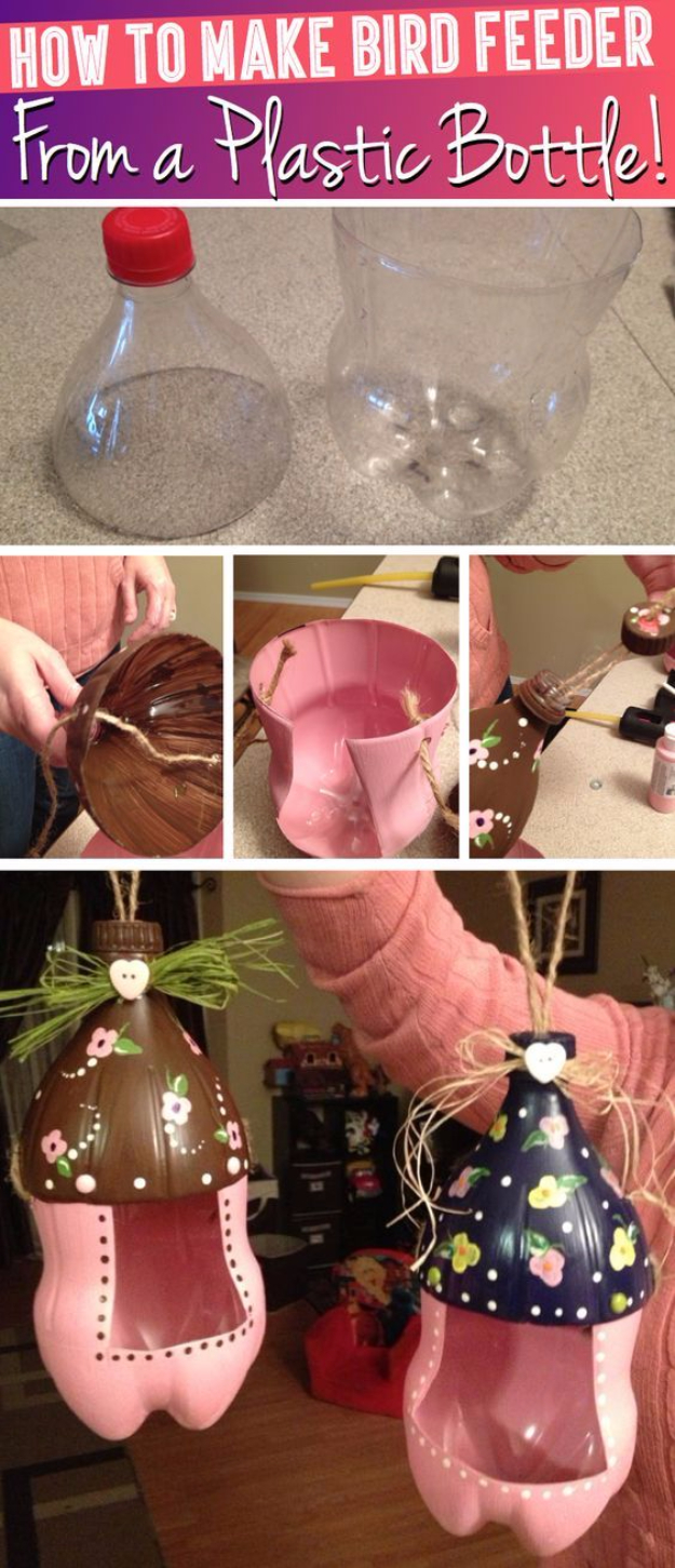 16 Unbelievably Simple DIY Plastic Bottle Projects Youll Do Right Away