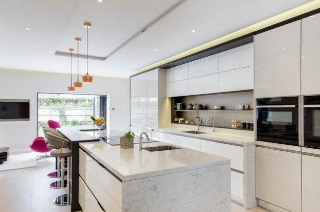 17 Trendy Kitchen Designs Ideas That Are Worth Seeing