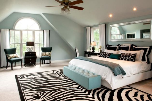 Effectively Decorated Master Bedrooms