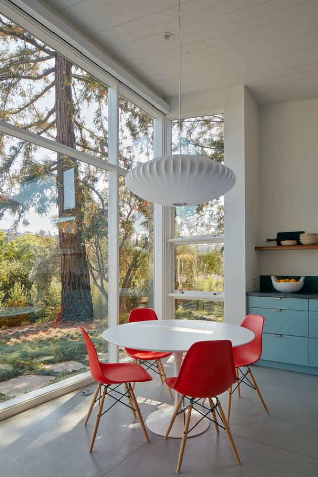 17 Stunning Mid Century Modern Dining Room Designs